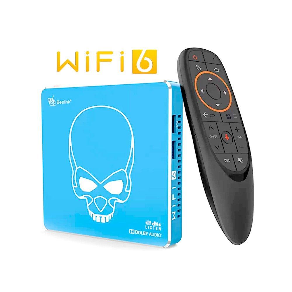 Beelink GT-King Pro 2021 WiFi 6